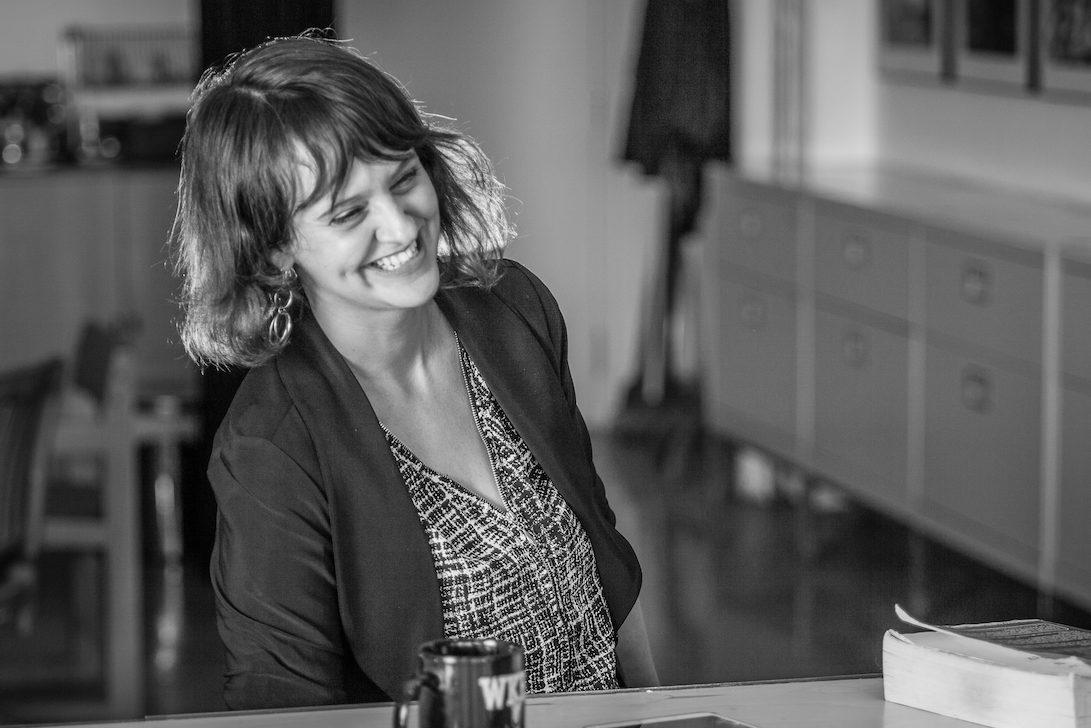 Lexicos team member Caroline Kunzle