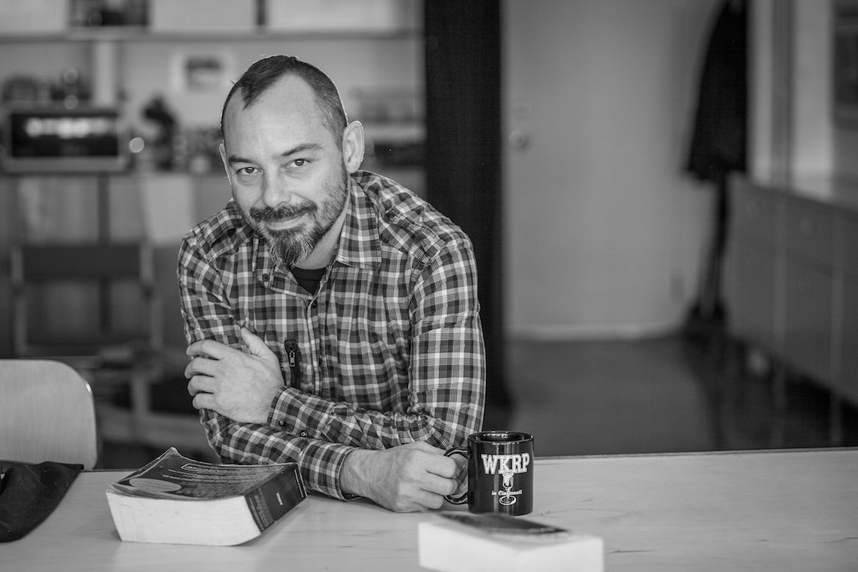 Lexicos team member Raphael Rivard
